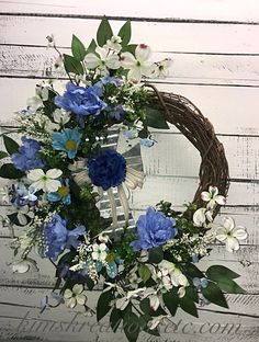 Products – Page 5 – Kim's Kreations, etc. Flower Wreath Funeral, Funeral Flowers, Wreaths For Funerals, Cross Wreath, Cotton Decor, Wreaths For Sale, Condolences, Wall Pockets, Handmade Crafts