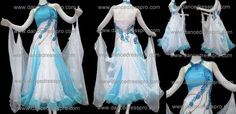 Modern dance dress model no. 1992