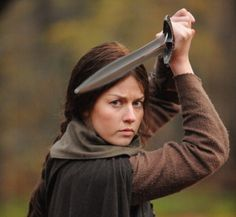 """The Lord of the Rings Prequel """"Born of Hope"""" - Kate Madison as Elgarain"""