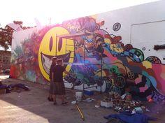 Street Art #streetart #miami