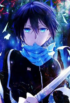 Yato Have you watch Noragami? _________________________________ Credits to the artist Anime: Noragami _________________________________ Noragami Anime, Yato And Hiyori, Manga Anime, Anime Art, The God Of War, Photo Manga, Yatori, Girls Anime, Anime Kunst