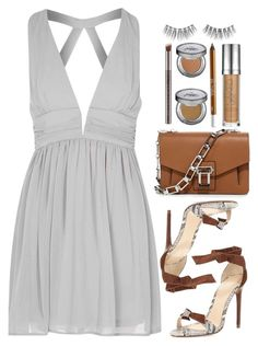 """Untitled #2220"" by lisamichele-cdxci ❤ liked on Polyvore featuring Glamorous, Alexandre Birman, Proenza Schouler and Urban Decay"