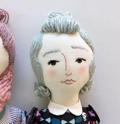 Maude handmade linen cotton and wool heirloom by BeardedFellas