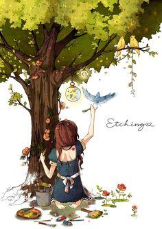 http://cartoongirl7.deviantart.com/art/Etchings-203067152