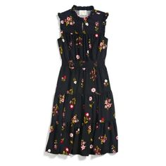 like this. would be nice with olive or burgundy cardigan and tights