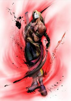View an image titled 'Vega Art' in our Street Fighter IV art gallery featuring official character designs, concept art, and promo pictures. Vega Street Fighter, Balrog Street Fighter, Super Street Fighter 4, Street Fighter Alpha 3, Street Fighter Tekken, Character Art, Character Design, Street Fighter Characters, King Of Fighters