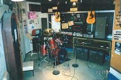 1995.11.17. Old studio / 旧スタジオ