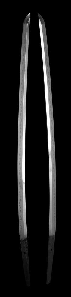 [Authentic Japanese Live Blade Katana] Sharp-edge Japanese Katana Sword Buzen Osafune Subo Nagahiro (2.4 Shaku/8.5 Sun) : AOI BUDOGU