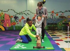 Tumblebuddies kids gym makes fitness fun for little ones