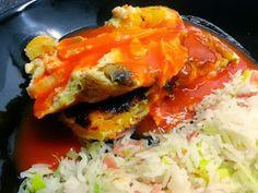 Blondie kookt: Fu yong hai en nasi zoals bij de Chinees