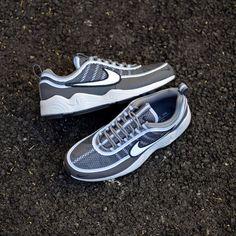 c5a13adb913d Nike Air Zoom Spiridon  16 Dark Grey . Disponible Available  SNKRS.COM