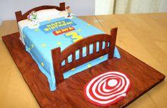 Maya's birthday cake.