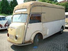 1950 Tempo Matador Van with a VW 25Hp Flat-Four Cylinder Air-Cooled Engine
