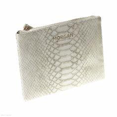 Essentiel 1 Clutch (Off White) - Morgan De Toi Handbags - Jenn Louise - Australian Exclusive