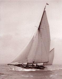 THALASSA - CLASSIC BOAT