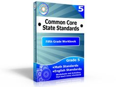 Fifth Grade Common Core Workbook, 5th Grade Common Core Workbook, Fifth Grade Common Core, Fifth Grade Common Core Activities, Fifth Grade Common Core Worksheets