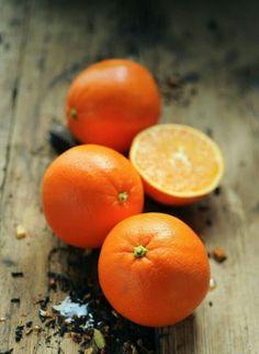 succulent oranges