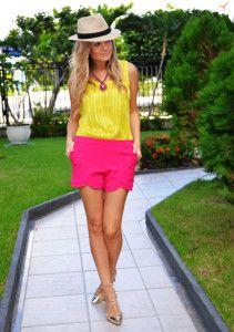 Panama style - summer trend - street style!