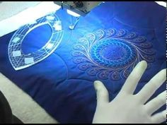 Patsy Thompson Designs, Ltd. » Ruler Work on Your Home Sewing Machine-A Video Tutorial