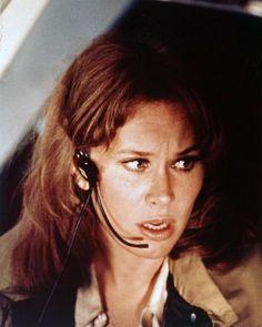 Airport (1975) Karen Black at the controls, flying Columbia Flt #409!