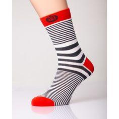 White Black Stripes