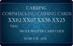 NEW UPDATED DUMPS WITH PIN AVAILABLE : ATM CLONED CARDS, Skimmed Credit Cards, Fresh Money Fresh Dumps, Legit Carding Dumps