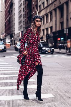 The Best Street Style Inspiration & More Details That Make the Difference Moda Fashion, Fashion Week, Trendy Fashion, Fashion Looks, Womens Fashion, Fashion Trends, Fashion 2017, Fashion Ideas, Fall Winter Outfits