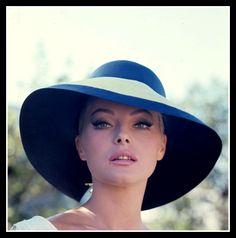 Virna Lisi, photo by Angelo Frontoni, c.1965