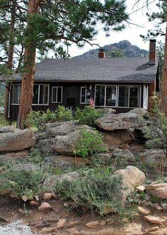 Classic Estes Park Cabin Close To Rocky Mountain National