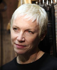 Annie Lennox, beautiful inside and out.