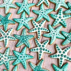 Sunny Day Sweets Gallery - Sunny Day Sweets Summer Cookies, Fall Cookies, Valentine Cookies, Christmas Cookies, Starfish Cookies, Flower Cookies, Cookie Icing, Beach Wedding Favors, Perfect Cookie