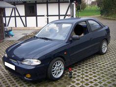 Nr.1 Hyundai Accent Bj.98 1.3 75PS