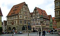 Rothenburg ob der Tauber is een plaats in de Duitse deelstaat Beieren, gelegen in het Landkreis Ansbach. De stad telt 10.898 inwoners, en ze is nog steeds helemaal in de middeleeuwse stijl gebouwd