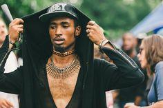 Street Style: AFROPUNK Festival 2014 Fashion ...