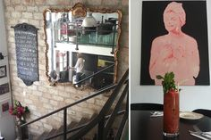 Walking into 304 O'Reilly from the humid, congested streets of Old Havana, Cuba is more of an escape than an entrance. Immerse yourself in this progressive cocktail bar with us. Gin Bar, Tapas Bar, O Reilly, Cuba Travel, Brickwork, White Beans, Restaurant Bar, Havana, Framed Mirrors