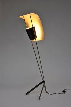 lampadaire Pierre Guariche
