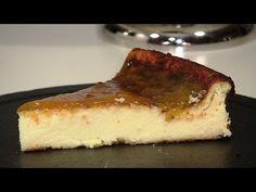 Tarta de queso muy cremosa   Javier Romero - YouTube