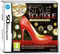 Nintendo Presents: Style Boutique (Nintendo DS): Nintendo Ds: Amazon.co.uk: PC & Video Games