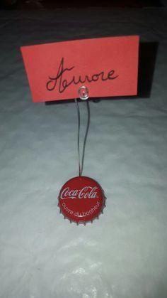 Porte nom coca cola