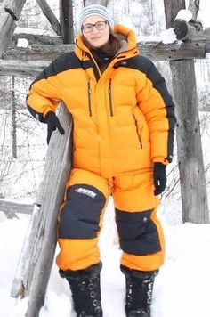Down Suit, K2, Cold Weather, Winter Jackets, Snow, Suits, Yellow, People, Fashion