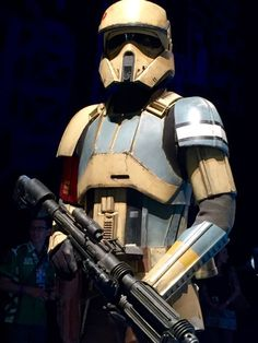 Shore Trooper armor from Star Wars Rogue One