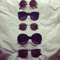 Gafas***
