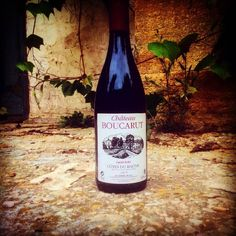 Château Boucarut Côtes du Rhône  Lirac Red wine Rhone, Drinks, Bottle, Cooking, Drinking, Kitchen, Beverages, Flask, Drink