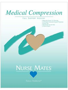 Nurse Mates Full Support Medical Compression Hosiery