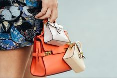 Misez tout sur le mini sac, ultra tendance & super pratique ! * Chloé Fashion & Lifestyle