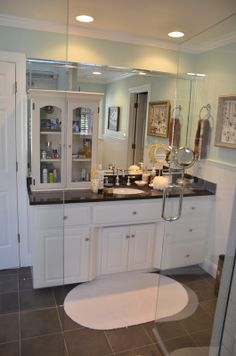 Bathroom Remodeling Cary Nc http://www.trendmarkinc/bathroom-remodeling-nc - double sinks