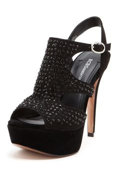 Wish I could wear these, my feet just can't take heels anymore