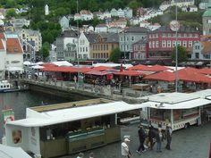 Bergen Fish Market