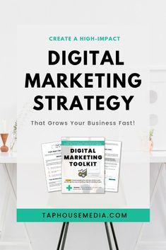 Digital Marketing Strategy, Digital Marketing Services, Marketing Tools, Business Marketing, Content Marketing, Social Media Marketing, Online Business, Marketing Strategies, Business Video
