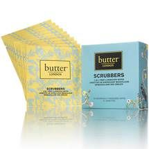 Butter London Scrubbers - Nail Varnish Remover Pads (Set of 10)